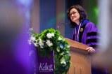 Kellogg EMBA Convocation Dean Sally Blount